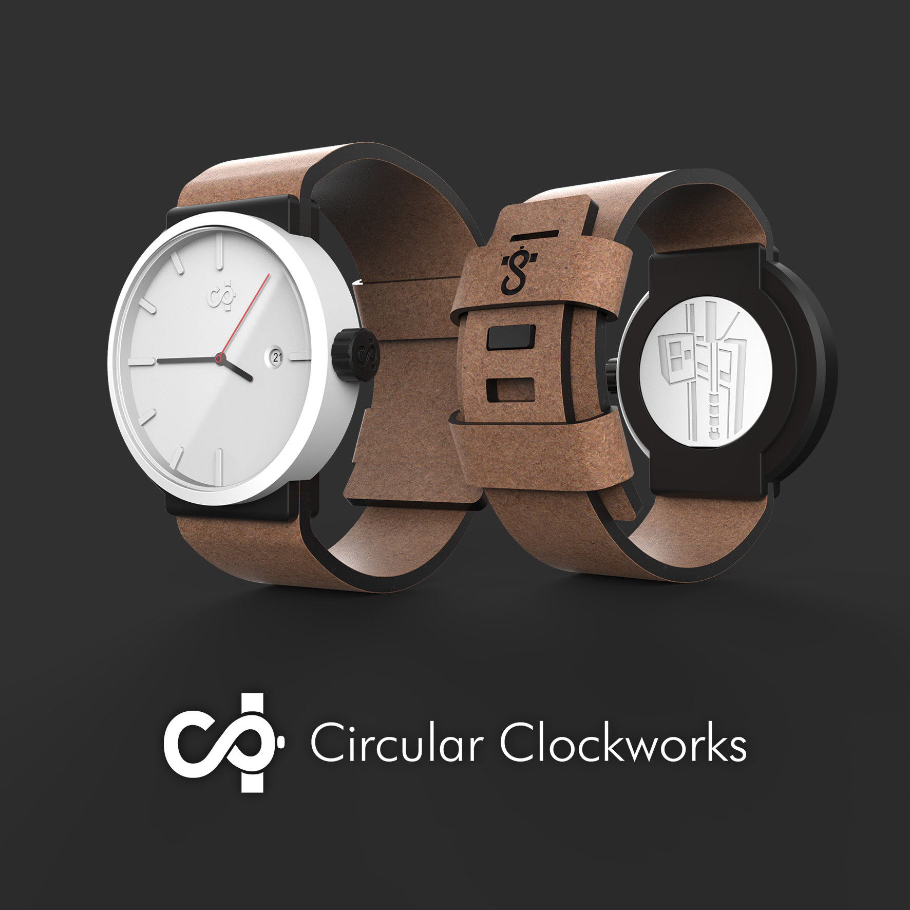 circular clockworks supernova